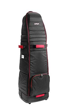 Bag Boy Unisex Freestyle Travel Cover Black/Red