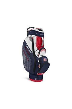 Sun Mountain Golf- 2016 Sync Cart Bag Navy-White-Red G610799