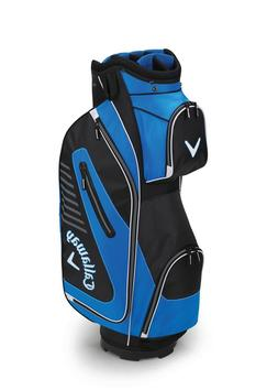 Callaway Golf 2017 Capital Cart Bag, Blue - FREE SHIPPING!!