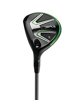 Callaway Golf 2017 Great Big Bertha Men's Epic Fairway, Left