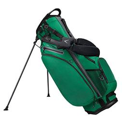 Callaway Golf 2017 Hyperlite 4 Stand Bag, Double Strap, Gree