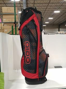 OGIO Golf 2017 Tyro Cart Bag BuzzSaw/Fire