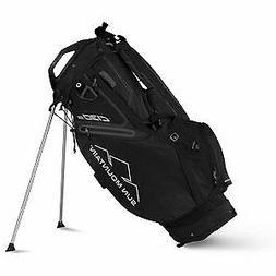 Sun Mountain Golf 2018 C-130S  Stand Golf Bag BLACK