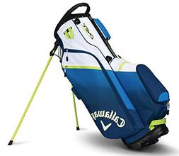 golf 2018 chev stand bag navy blue