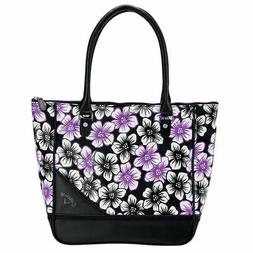 Callaway Golf 2018 Ladies Uptown Floral Tote Accessory Bag