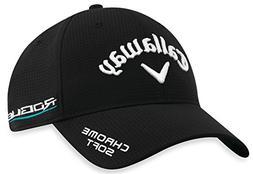 Callaway Golf 2018 Tour Authentic Adjustable Hat, Black