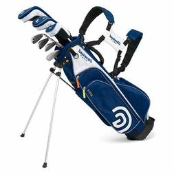 Cleveland Golf 2019 Junior Set Large Driver, Fwy, Hybrid, 7i