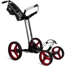 Sun Mountain Golf 2019 Pathfinder 4 Push Cart MAGNETIC-GRAY