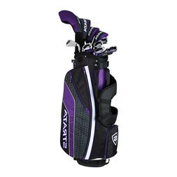 Callaway Golf 2019 Women's Strata Ultimate Complete 16 Piece