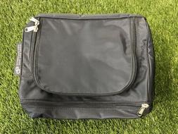 Club Glove Golf Accessories Bag Black Zipper NEW!!