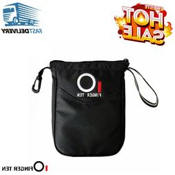 Golf Accessories Pouch Players Valuables Ditty Tool Bag Zipp