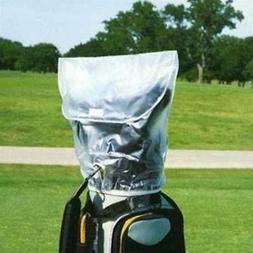 Hornungs Golf Bag Rain Hood Cover Clear PVC