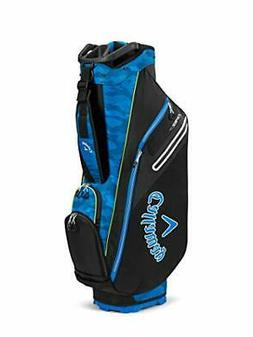 golf bag strap Callaway Golf 2020 ORG 7 Cart Bag Royal Camo