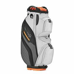 TaylorMade Golf Bag Supreme Cart Gray/Orange - New 2018