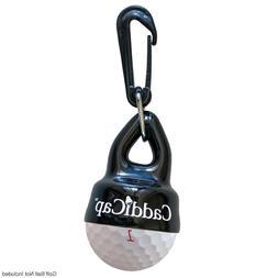 CaddiCap Golf Ball Holder - Golf Bag Accessories - Men & Wom
