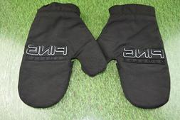 PING Golf Cart Club Bag Gloves Mitts Mittens Fleece Lining B