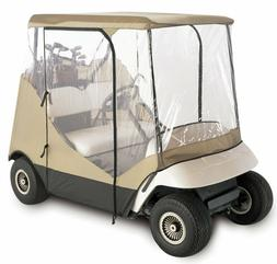Golf Cart Rain Cover Club Car Enclosure Travel 4 Sided Prote