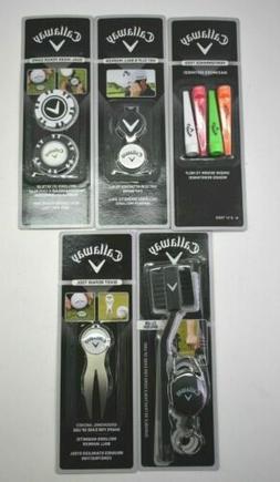 Callaway Golf Course Survival Kit - Golf Accessories Divot R