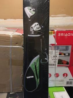 Nitro Golf- Junior Crossfire 6 Piece Complete Set with Bag A