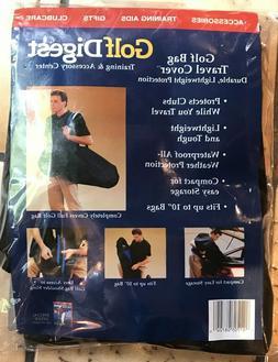 Golf Digest Golf Bag Travel Cover Dennco Good Sports Fits up