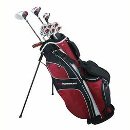 Prosimmon Golf DRK Mens RH GRAPHITE Hybrid Club Set & Stand