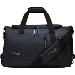 NIKE Sport Golf Duffel Bag, Obsidian/Black/Thunder Blue