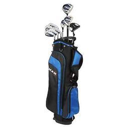 Ram Golf EZ3 Mens Golf Clubs Set with Stand Bag - Graphite/S