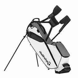 golf flextech lite stand bag 2018 gray