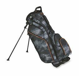 Datrek Golf Go Lite Hybrid Stand Bag Urban Camo/Orange
