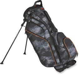Datrek Golf Go Lite Hybrid Stand Bag Urban Camo/Orange