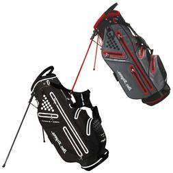 Ben Sayers Golf Hydra Pro Waterproof Stand Bag New Carry Bag