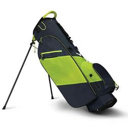 Callaway Golf Hyper-Lite Zero Single Strap Stand Bag,  Charc