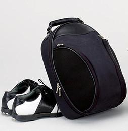 Bellino Golf Leather Shoe Bag