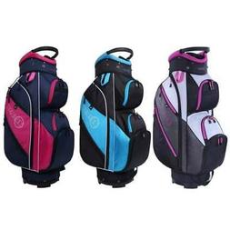 Ram Golf Lightweight Ladies Cart Bag with 14 Way Dividers To