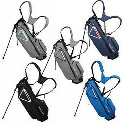 "MacGregor Golf MacTec Stand Bag - Slim Lightweight 7"" Golf B"