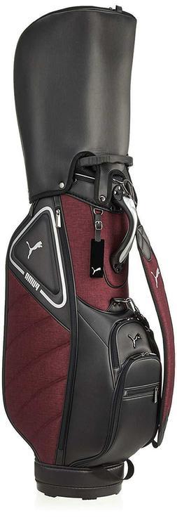 PUMA Golf Men's Caddy Bag CB Fusion 9 x 47 inch 3.3kg 867749