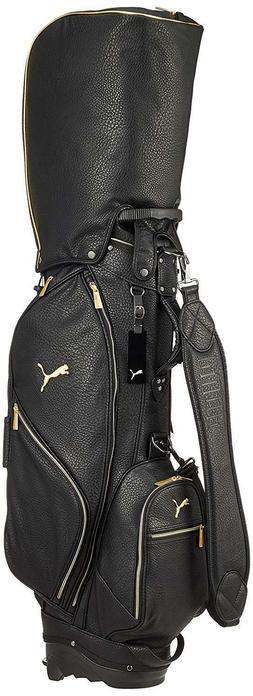 PUMA Golf Men's Stand Caddy Bag CB Heritage 9 x 47 inch 4.2k