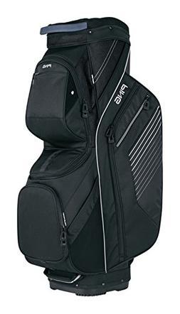 PING Golf Men's Traverse II Cart Bag, Black