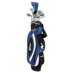 Confidence Golf Mens Power V3 Club Set and Stand Bag
