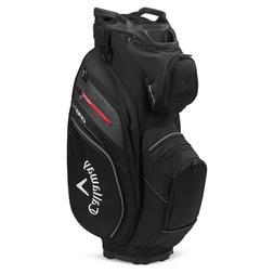 Callaway Golf Org 14 Cart Bag Black-White - New 2020
