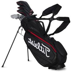 Titleist  Golf Premium Stand Bag  Jet Black - New Model 2020