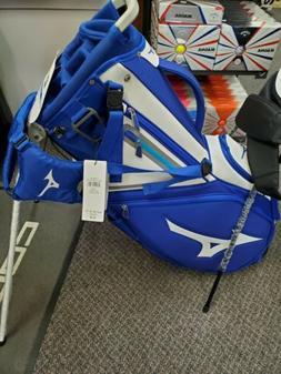 Mizuno golf pro stand bag staff color