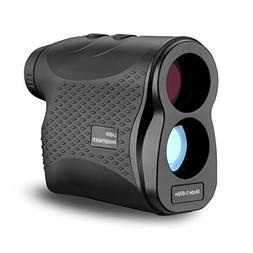 DEKO Golf Rangefinder,Laser Rangefinder with Slope, Fog,Scan