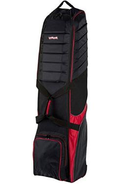 Bag Boy Golf T-750 Travel Bag Cover Case Black/Red BB96013