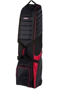 Bag Boy Golf T-750 Travel Bag Cover Case Black/Red BB96013