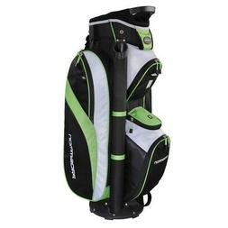Prosimmon Golf Tour 14 Divider Cart / Trolley Golf Bag Black