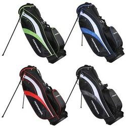 golf tour mens dual strap stand carry