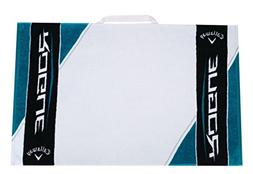 Callaway Golf Towel Rogue (30x20, Black/White