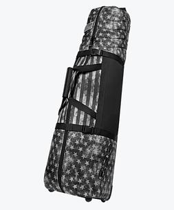 golf travel bag with wheels soft savage