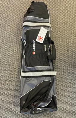 OGIO Golf Travel Cover Bag Straight Jacket Gray Wheels NWOT